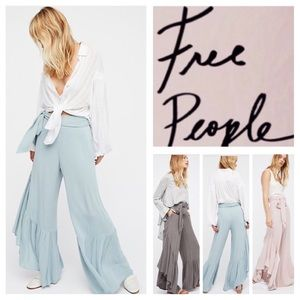 🆕Free People Over The Moon Culottes.  NWOT.